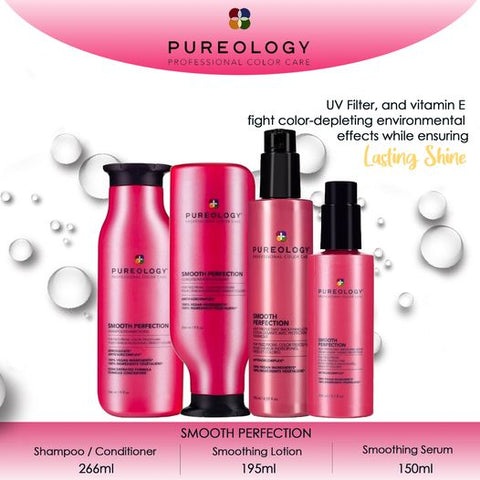 Pureology Smooth Perfection Collection