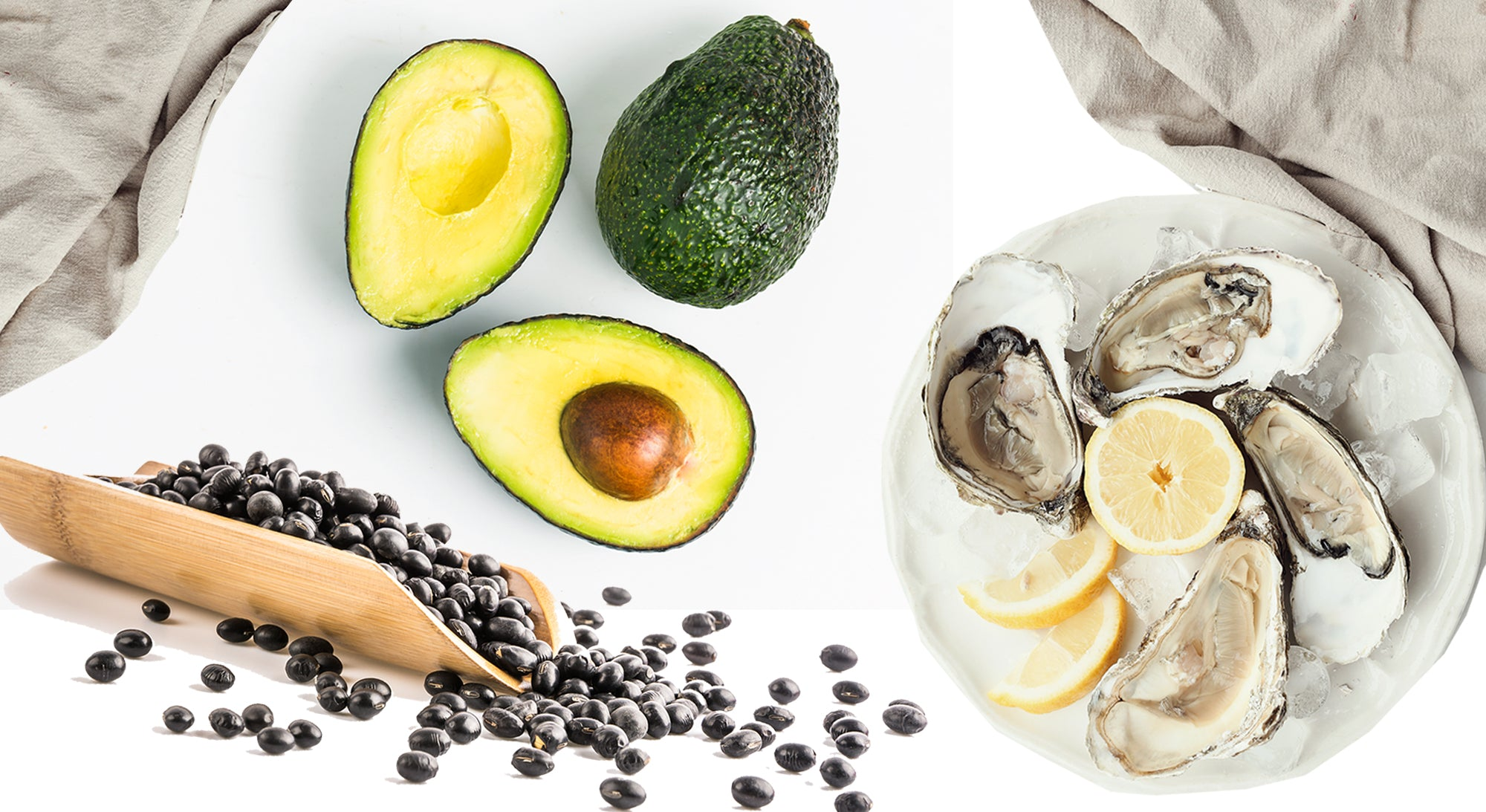 super food for healthy hair
