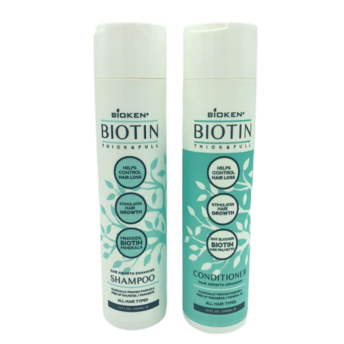BIOTIN HAIR CARE FOR HAIR GROWTH
