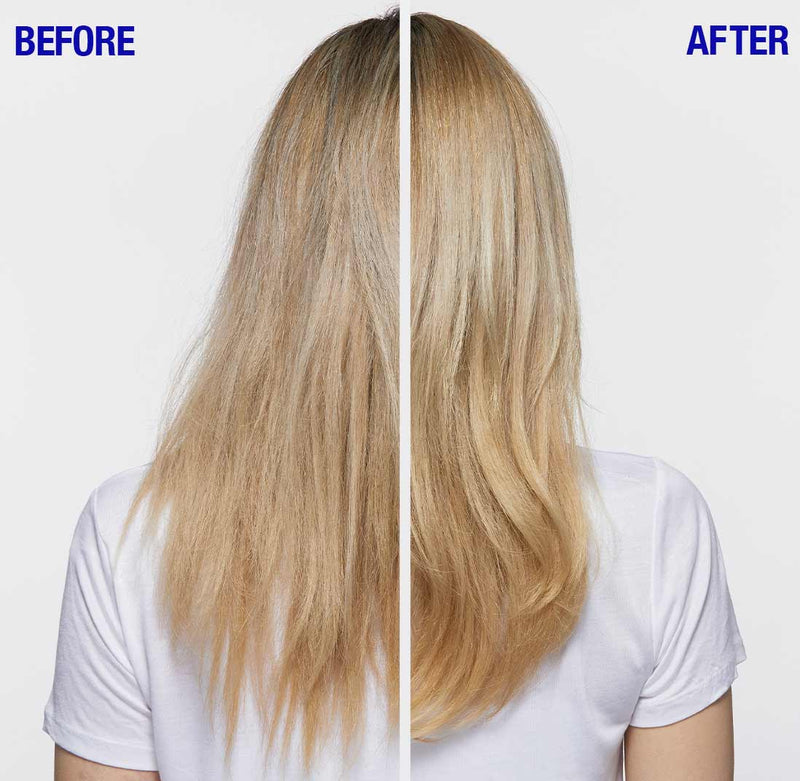 Biolage KeratinDose Before and after
