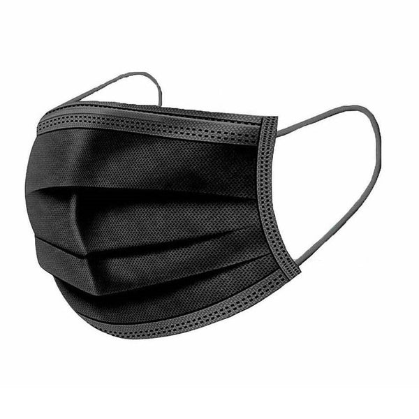 BLACK DENTAL MASK
