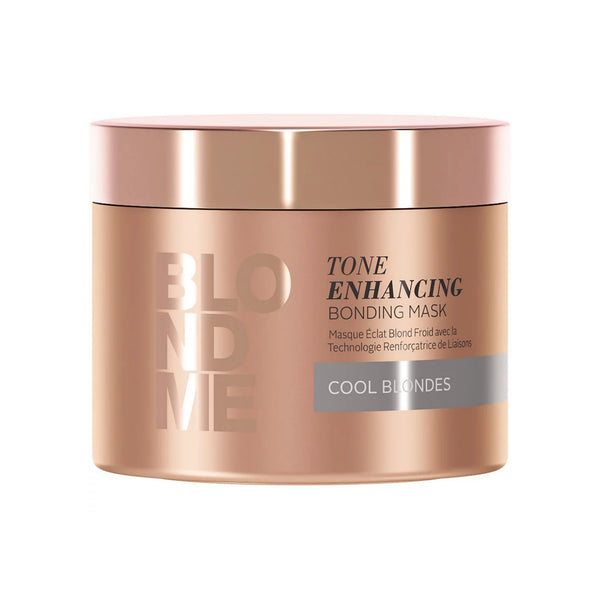 BLONDME Tone Enhancing Bonding Mask - Cool Blondes