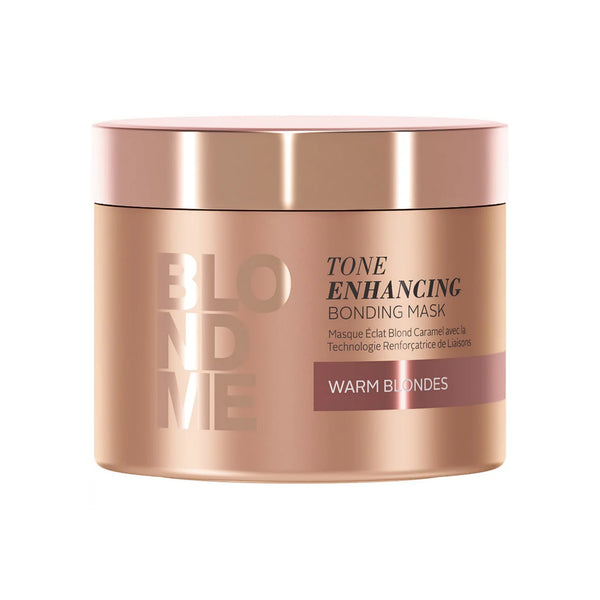 BLONDME Tone Enhancing Bonding Mask - Warm Blond