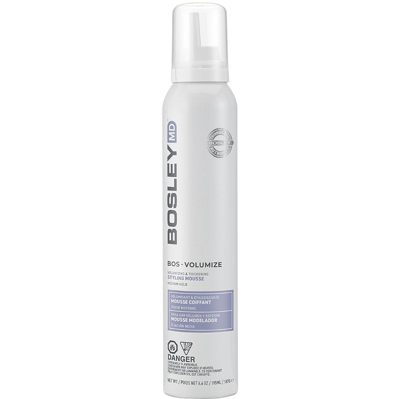 bosley volume mousse