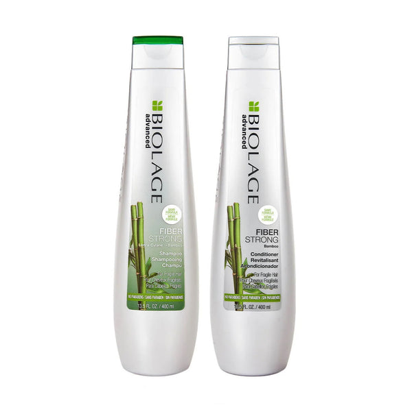 Biolage Advanced Fiberstrong Shampoo and Conditioner