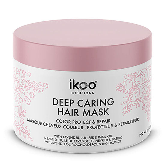 ikoo color protect repair deep caring hair mask 200ml