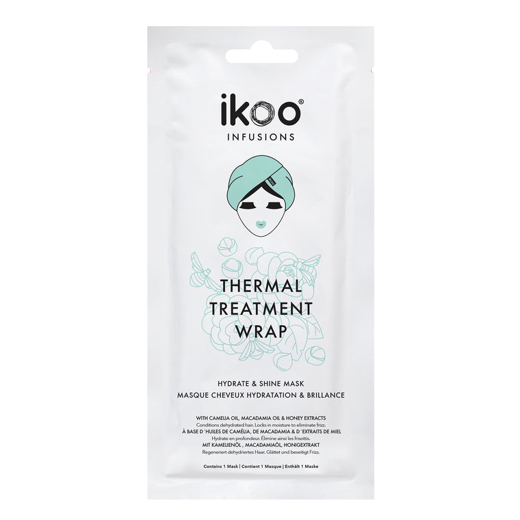 IKOO THERMAL HAIR WRAP HYDRATE AND SHINE
