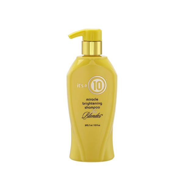 It's A 10 Brightening Shampoo For Blondes