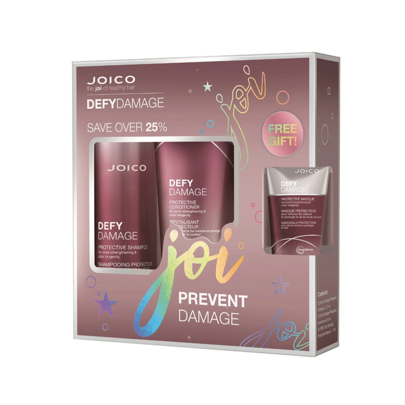 Joico Damage Protective Shampoo, Conditioner, Masque