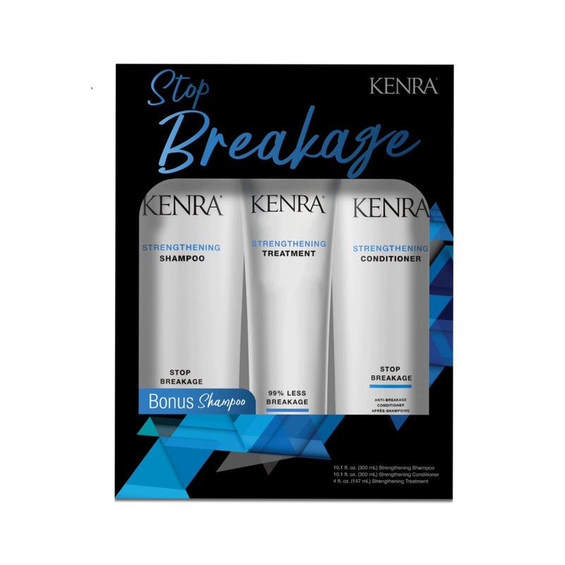 Kenra Profesional Strengthening Shampoo, Conditioner, Treatment