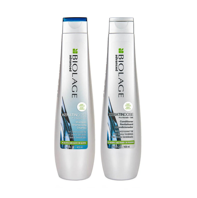 Biolage Advanced Keratindose Shampoo and Conditioner