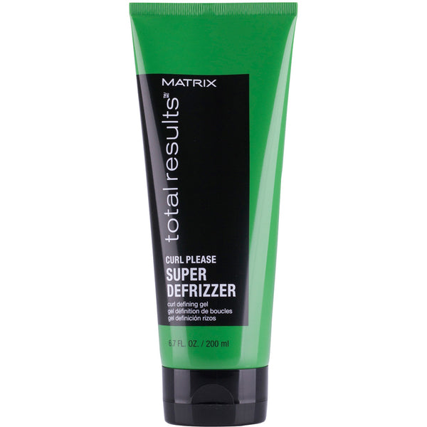 matrix curl please defrizzer gel 200ml