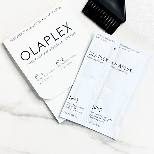 OLAPLEX NO.1 NO.2 SINGLE