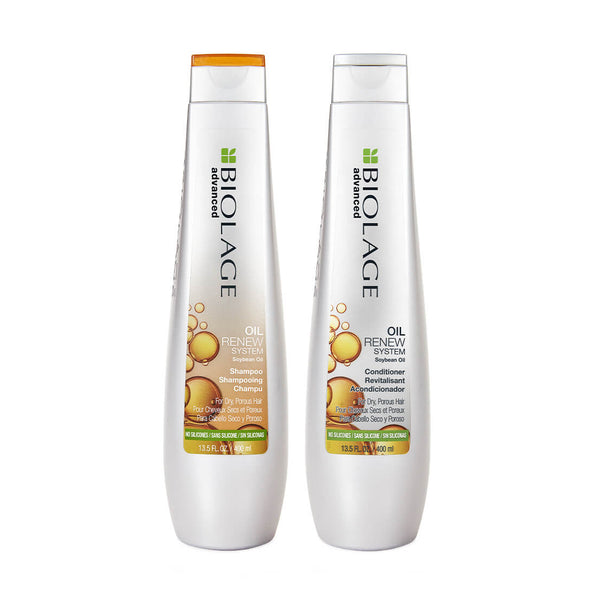 Biolage Advanced Oil Renew Shampoo and Conditioenr
