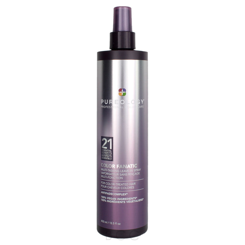 PUREOLOGY COLOR FANATIC MULTITASKING LEAVE-IN SPRAY