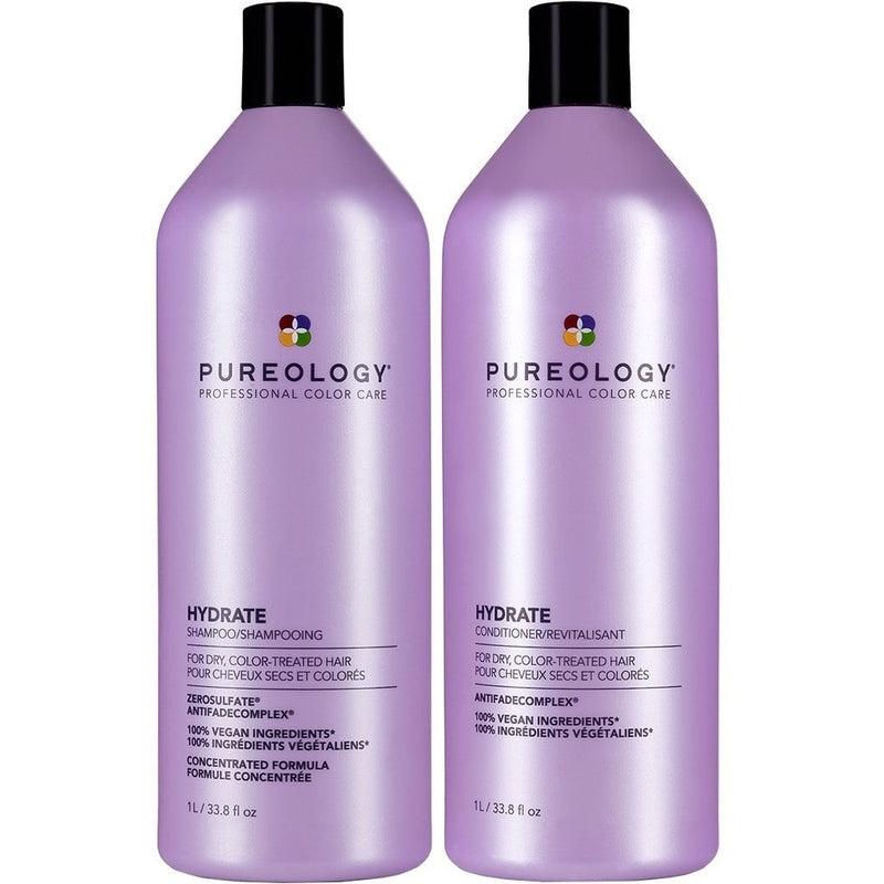 PUREOLOGY HYDRATE 1L SET