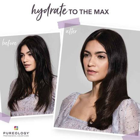 PUREOLOGY HYDRATE USE TRANSFORMATION
