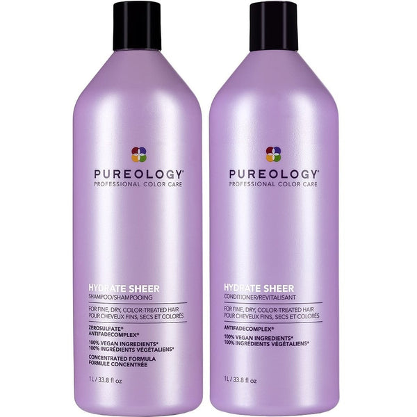 PUREOLOGY HYDRATE SHEER 1L SET