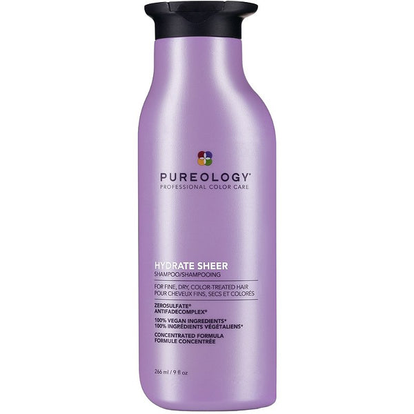 PUREOLOGY HYDRATE SHEER SHAMPOO FOR FINE HAIR 266.ML