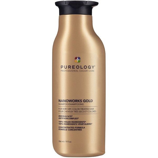 Pureology Nanoworks Gold Shampoo 266ml