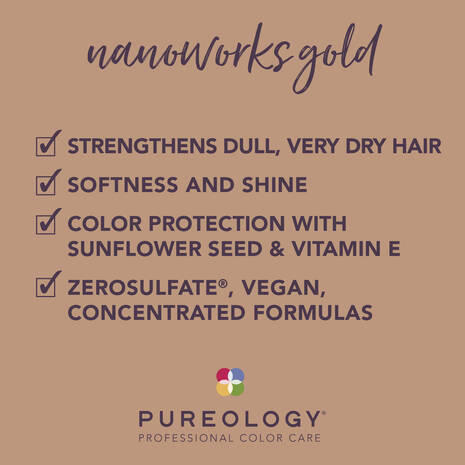 Pureology Nanoworks Gold Benefit