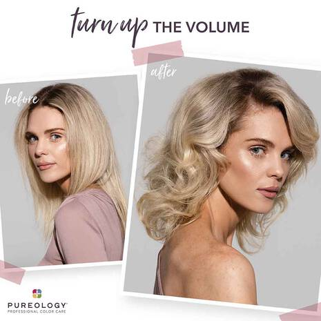 Pureology Pure Volume Transformative Change