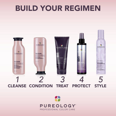 Pureology Pure Volume Collection