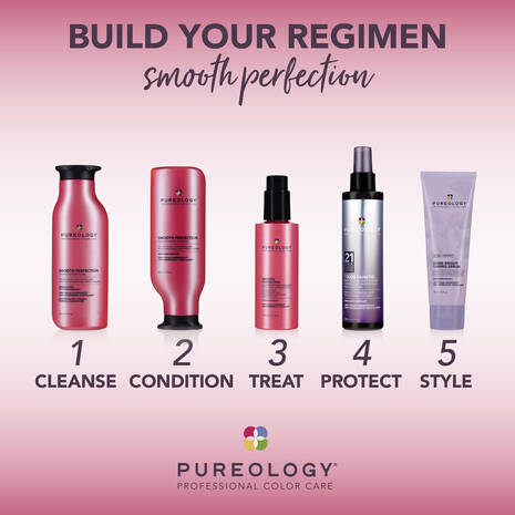 SMOOTH PERFECTION COLLECTION FOR FRIZZY HAIR