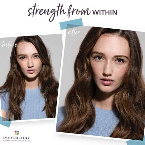 Pureology Strength Cure Transformation