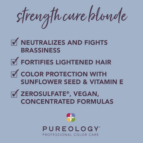 Pureology Purple Shampoo Benefit