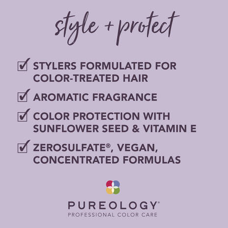 PUREOLOGY STYLE+PROTECT WEIGHTLESS VOLUME MOUSSE