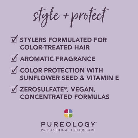 Pureology Style and Protect Color Treated Hair