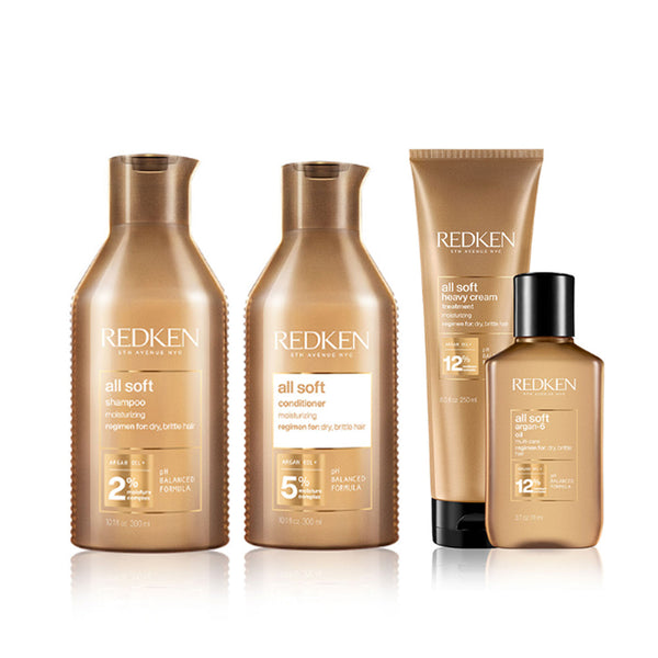 REDKEN ALL SOFT NEW PACKAGE