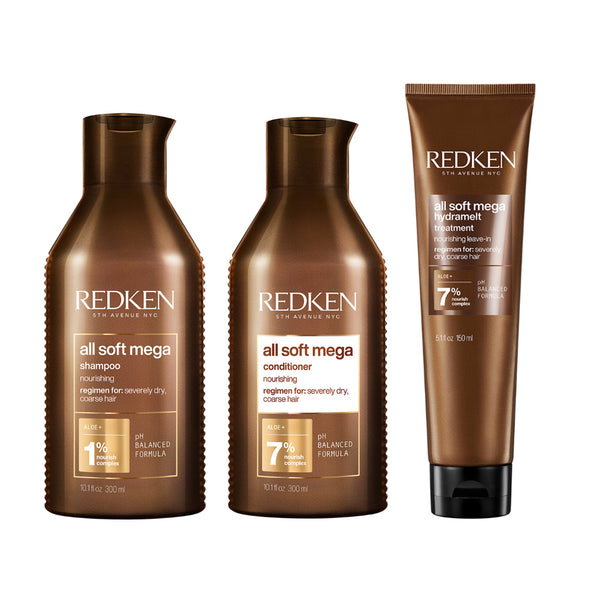 REDKEN MEGA SOFT CARE