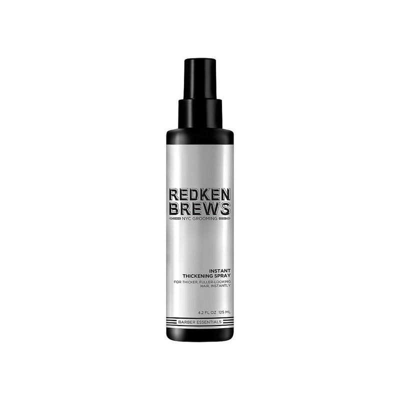Redken Brews Instant Hair Thickening Spray