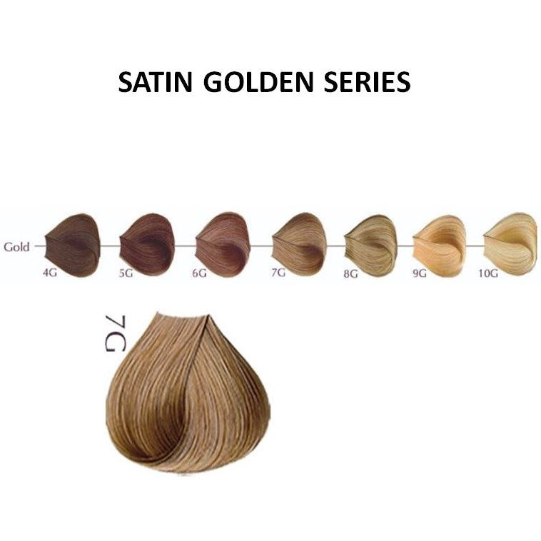 SATIN COLOR 7G