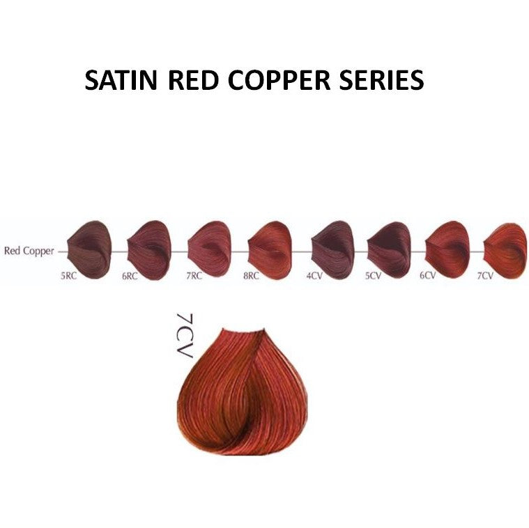 SATIN RED COPPER SERIES