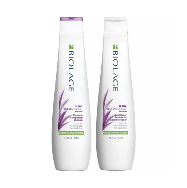 Biolage Ultra Hydrasource Shampoo and Conditioner