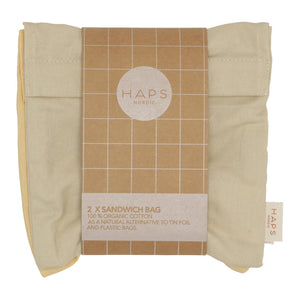 Haps Nordic Sandwich bag 2-pak Sandwich bag Summer mix