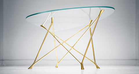 Yrjö Glass Table