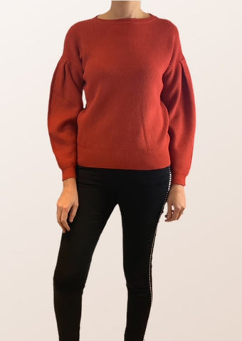 Milan Balloon Sleeve Jumper