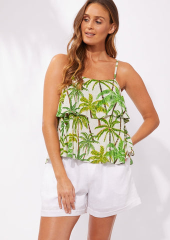 Paradise Layered Top