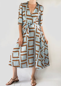 Tensione in Bella Midi Dress