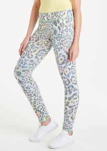 Pearl Animal Print Leggings