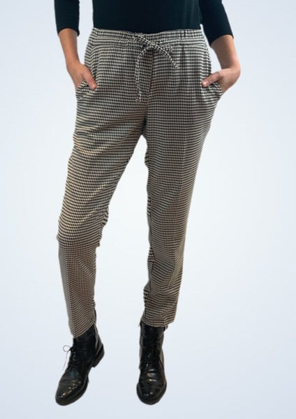 Carmella Houndstooth Trousers