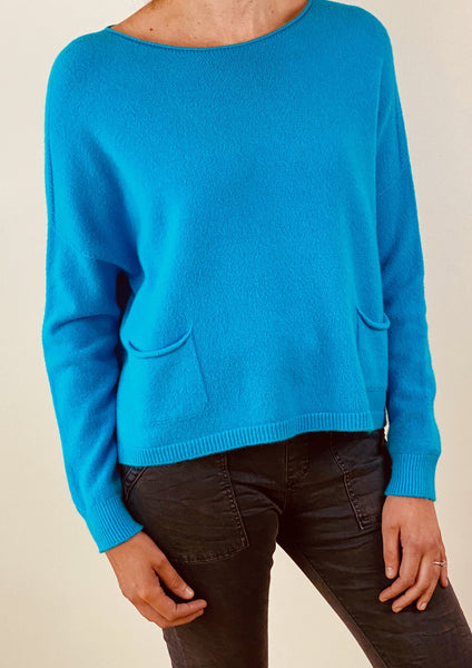 Alice extra-soft lightweight jumper
