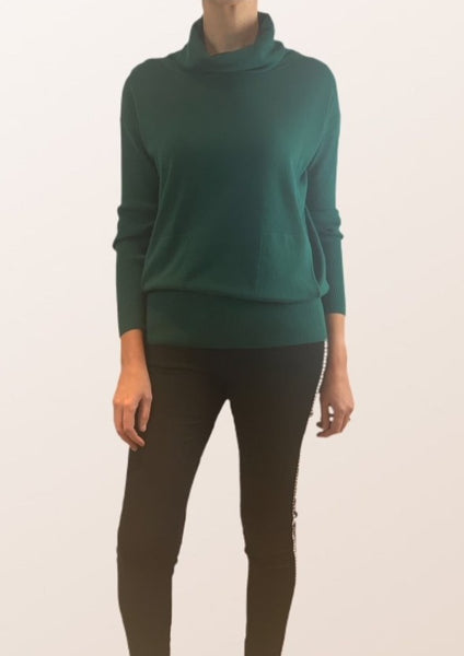 Florence Cowl Neck Pocket Jumper