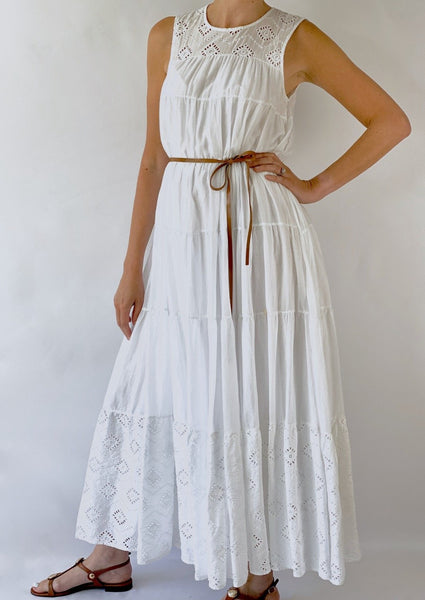 Tensione in Alessa Maxi Dress