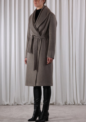 Milon Long Woolblend Coat