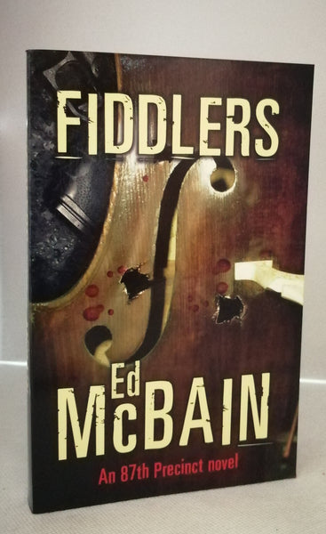 Fiddlers: An 87th Precinct Novel by Ed McBain [paperback]